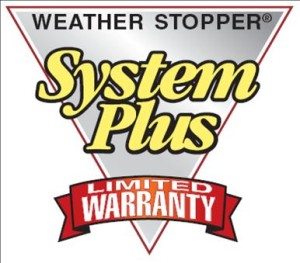 system plus warrenty logo